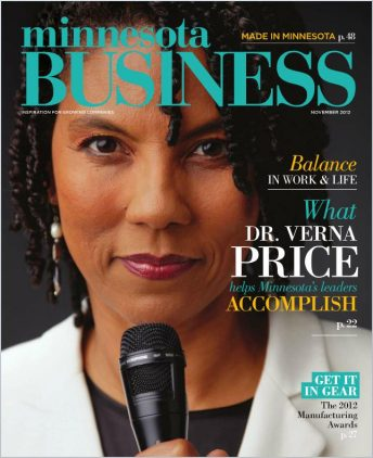 Minnesota Business Magazine Features Dr. Verna